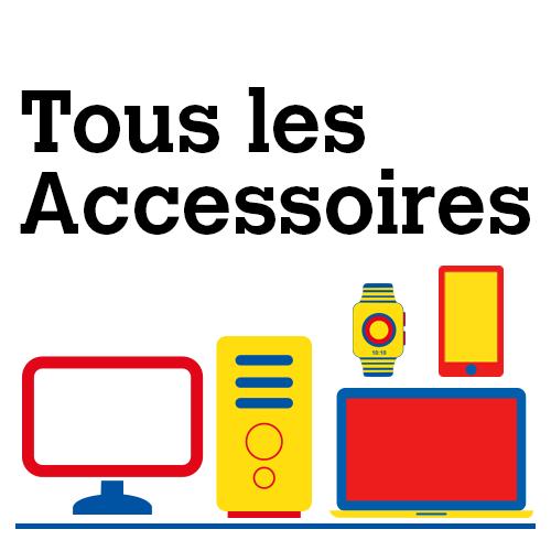 Découvrez le meilleur choix d'accessoires pour les appareils Informatique, téléphonie et objets connectés chez Darty. Services Darty compris