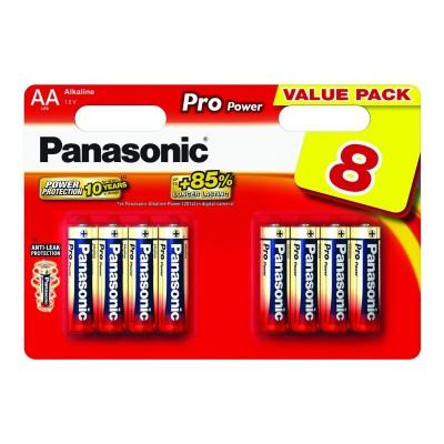 Panasonic PRO POWER LR06 AA x8