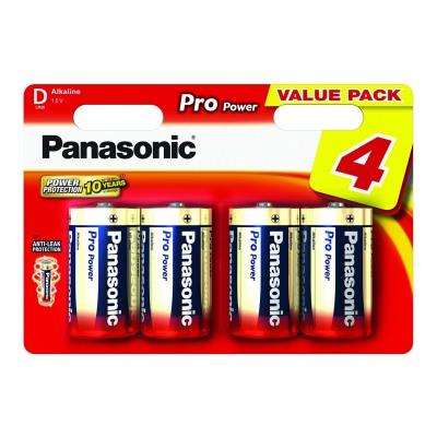 Panasonic LR20 D x4 PRO POWER