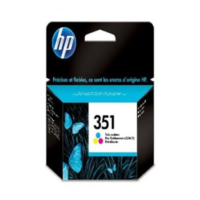 Hp 351 3 COULEURS (CB337EE)