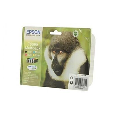 Epson Pack Singe T0895 4 couleurs
