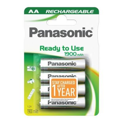 Panasonic EVOLTA AA LR6 X4 1900 mAh