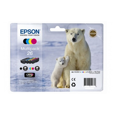 Epson Pack Ours T2616 4 CL