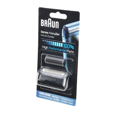 Braun Grille + bloc couteaux 10B COMBI-PACK