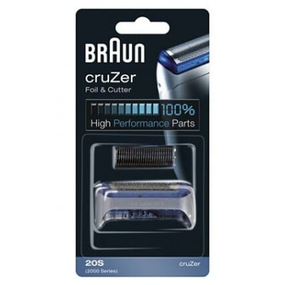 Braun GRILLE + BLOC COUTEAUX 20S COMBI-PACK