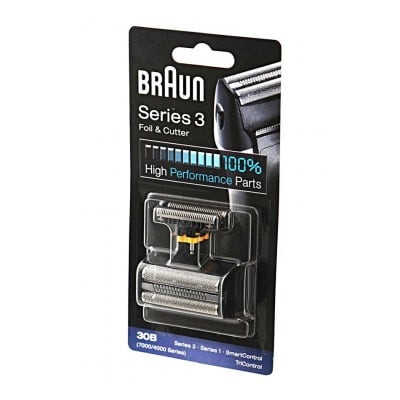 Braun GRILLE + BLOC COUTEAUX 30B COMBI-PACK