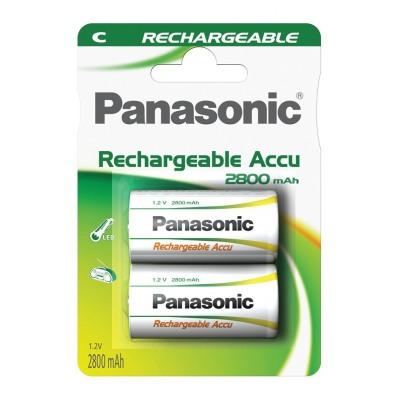 Panasonic HIGH CAPACITY C LR14 x2 2800 mAh