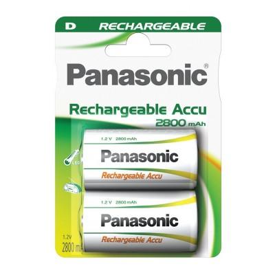 Panasonic HIGH CAPACITY D LR20 X2 2800 mAh