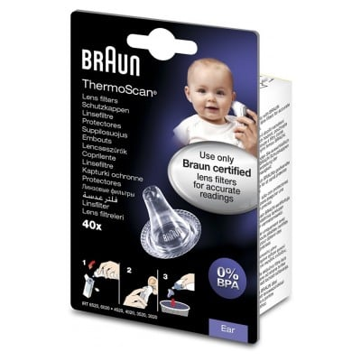 Braun EMBOUT THERMO AURICULAIRE LF40