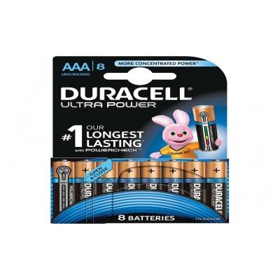 Duracell ULTRA POWER AAAX8