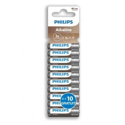 Philips LR03 10+10