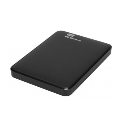 """Wd New Elements 2,5"""" 2 To USB 3.0 Noir"""
