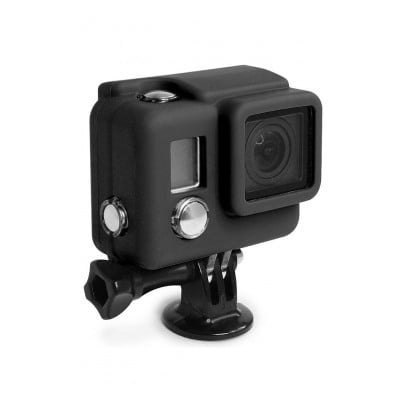 Xsories PROTECTION SILICONE HERO3+ NOIRE