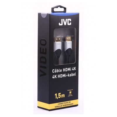Jvc CORDON HDMI 4K 1,5M GOLD