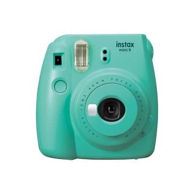 Fujifilm Instax Mini 9 Mint Blue - EXCLUSIVITE DARTY