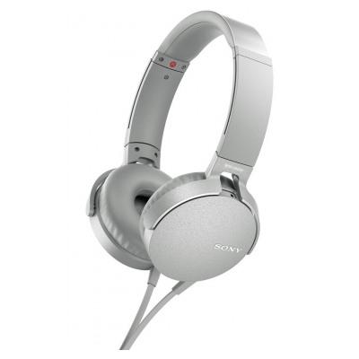 Sony MDR-XB550AP BLANC