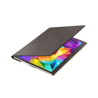 Samsung Simple Cover bronze titanium pour Galaxy Tab S 10.5""