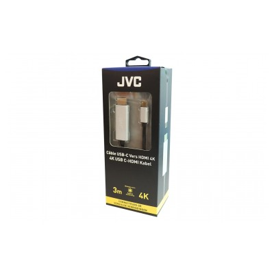 Jvc CABLE USB-C TO HDMI 3M