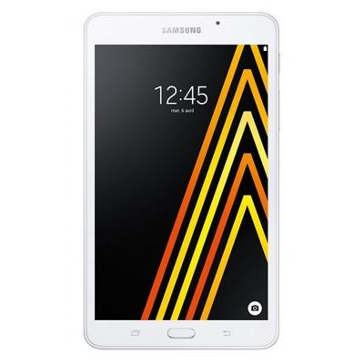 """Samsung GALAXY TAB A 7"""" BLANCHE 8 GO WIFI + 4G"""