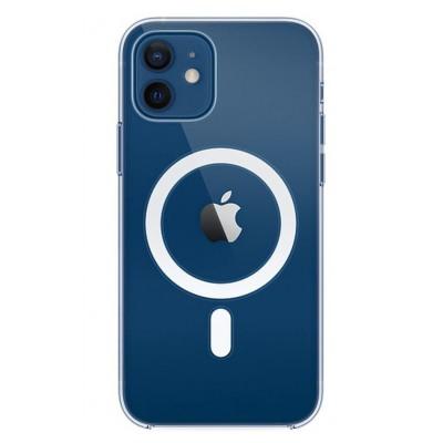 Apple Coque transparente Magsafe pour iPhone 12 et 12 Pro
