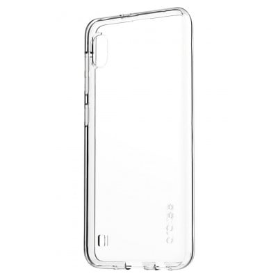 Samsung Coque arriere Designed for SAMSUNG Galaxy A10 Transparent