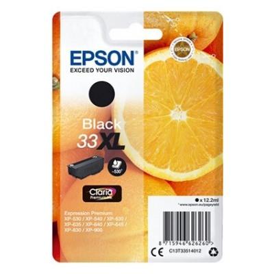 Epson ORANGE XL Noir