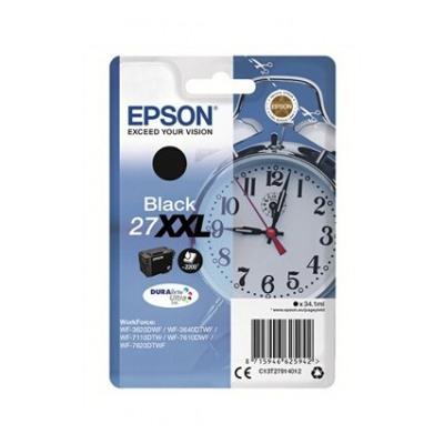 Epson Reveil T2791 XXL Noir