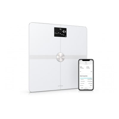 Withings - NOKIA Body+ blanche