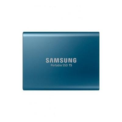 Samsung SSD 2.5 500 GB T5 BLEU
