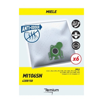Temium MI106SN ANTI-ODEUR